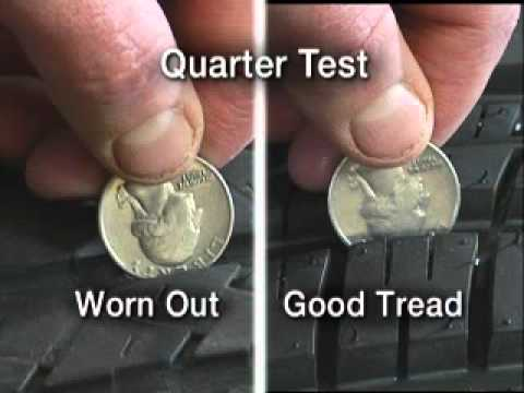 """Presidential""Tire Safety Tip"